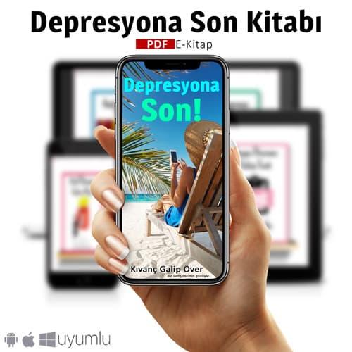 Depresyona Son Kitabı indir Depresyondan Kurtul